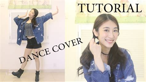 tutorial dance cover twice knock knock트와이스 tutorial dance cover youtube