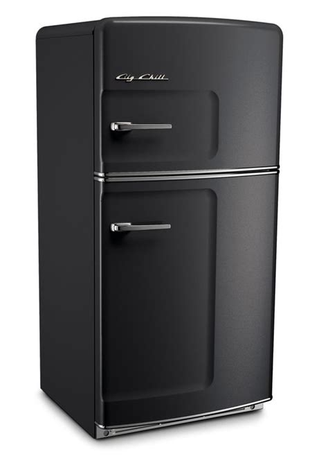 Get That Designer Fridge Look For A Tenner by Big Chill Retro Fridges Keeps Your Food Cold And Your