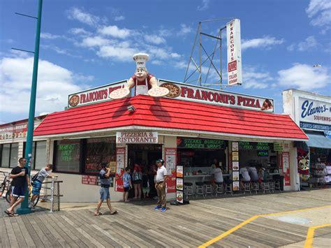 new year restaurants nj franconi s pizza wildwood pizza tour ratings reviews