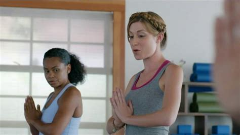 Wink Commercial Yoga Actress | aflac tv spot duck does yoga ispot tv