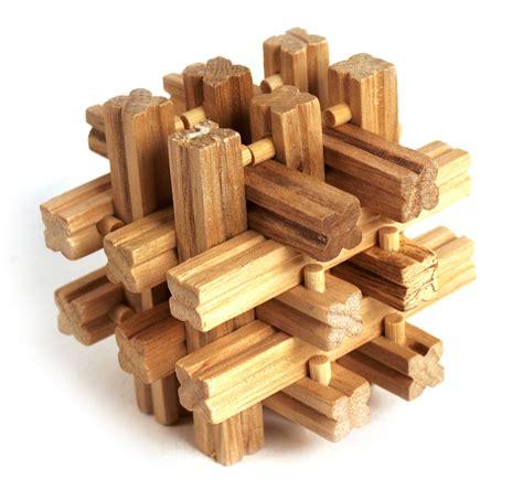 woodwork puzzles 3d wood puzzle matrix grid pink cat shop