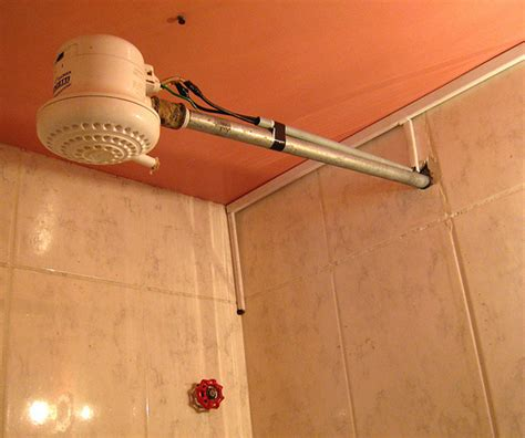Instant Water Shower by Shower Instant Water Heater Flickr Photo