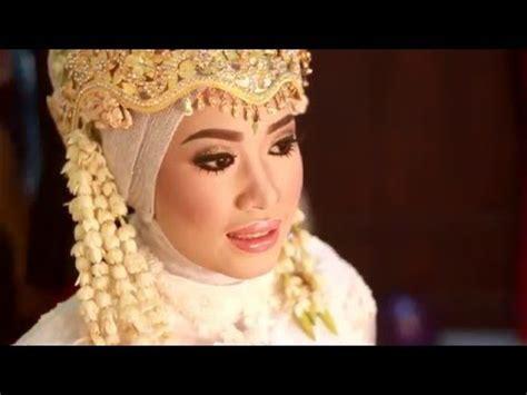 vidiomakeup pengantin updated makeup pengantin sunda siger muslim