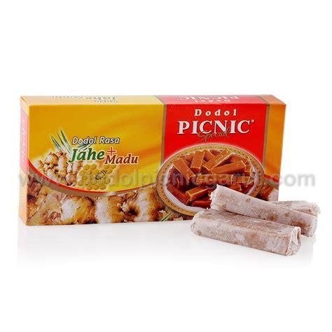 Dodol Asli Garut Merek Picnic 500 Gram Dodol Picnic Asli Garut 500gr dodol picnic jahe madu 200 gr by picnicdodolgarut