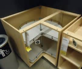 file kitchen cabinet corner design showing turntable