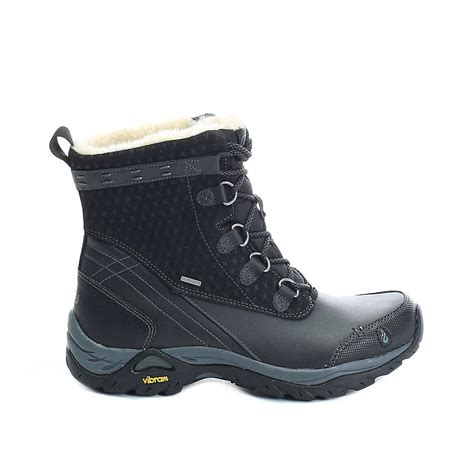 waterproof insulated boots for ahnu s harte insulated waterproof boot moosejaw