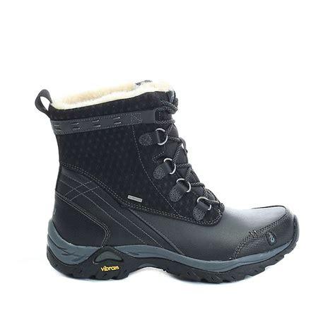 womens insulated boots ahnu s harte insulated waterproof boot moosejaw