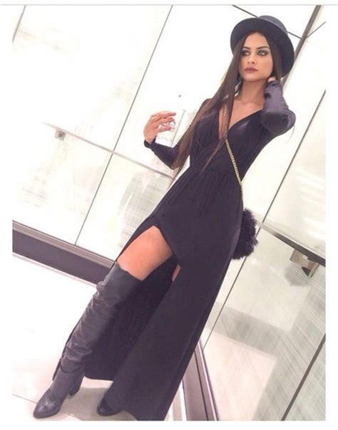 Dress Sofia Grey Maxi shoes dress miacova black dress black maxi