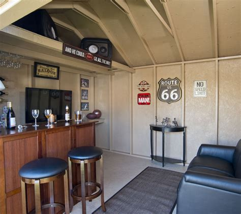 cave shed interior ideas cave shed for the everyman designs plans ideas