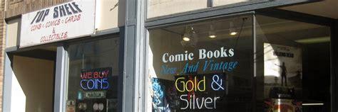 Top Shelf Comics Bangor by Home Tcomics