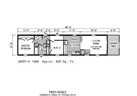 Floor Plans For Single Wide Mobile Homes | single wide mobile home floor plans 16x80 single wide