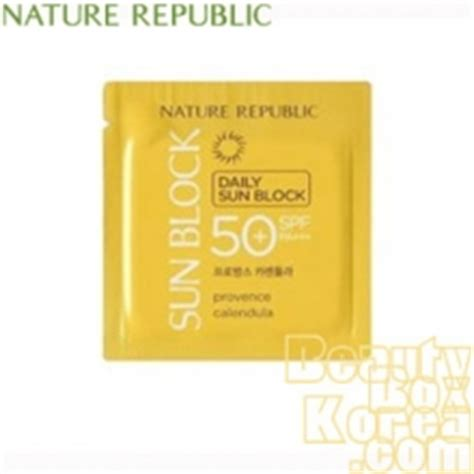 Harga Nature Republic Sunblock Spf 50 box korea the shop x kakao friends