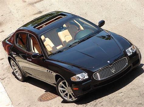 maserati quattroporte interni noleggio auto lusso auto matrimoni roma