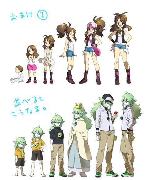 girl hairstyles pokemon y geek out pokemon black white 2 s hairstyles