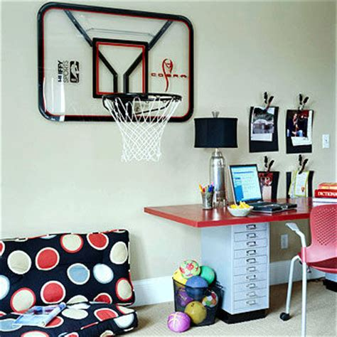 basketball hoop for bedroom cute rooms for boys