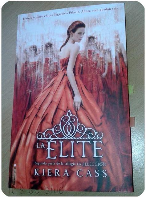 libro la elite paperblog