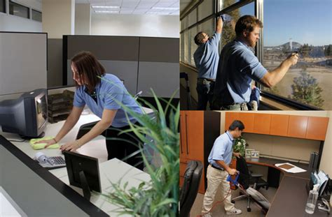 choosing the best office cleaning services