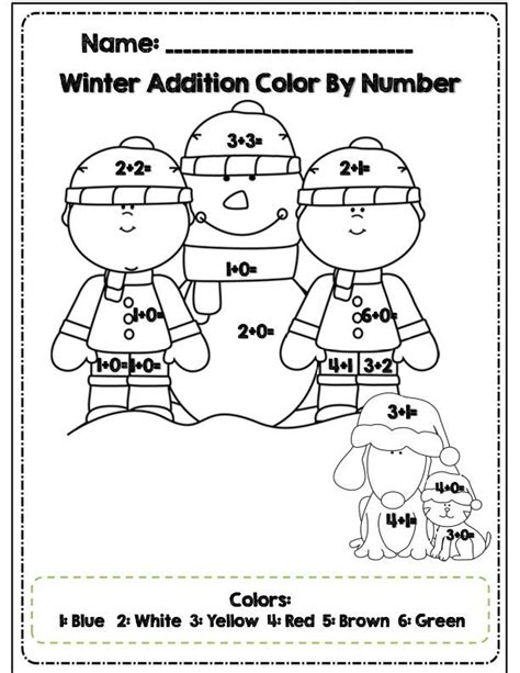 winter coloring pages middle school multiplication coloring worksheets winter free math