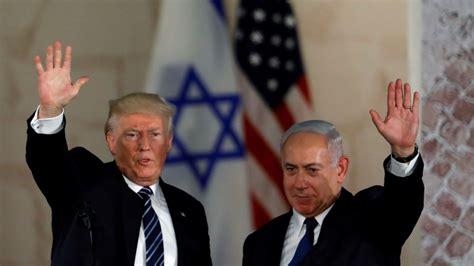 donald trump yerusalem trump on jerusalem a quintessential netanyahu israel