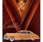 Plan59  Classic Car Art 1947 Cadillac