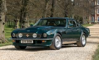 Aston Martin Vantage 1980 Brit Stang Two We Cruise With Aston Ceo Andy Palmer In