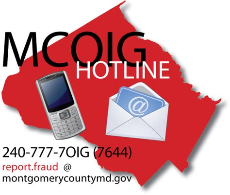Office 365 Mail Montgomerycountymd Montgomery County Maryland Office Of The Inspector General
