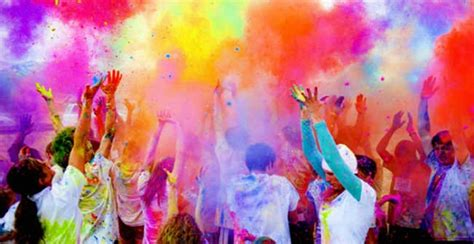 color pictures holi 2017 the festival of colours significance