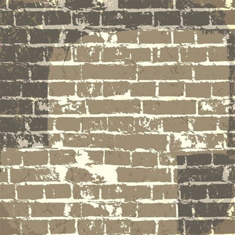svg brick pattern elements of brick wall background vector free vector in