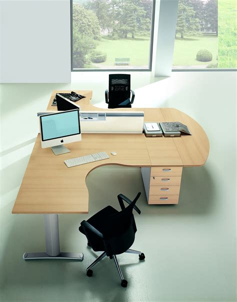 bureau 騁ude g駮technique hoekbureaus kantoorinrichting tips