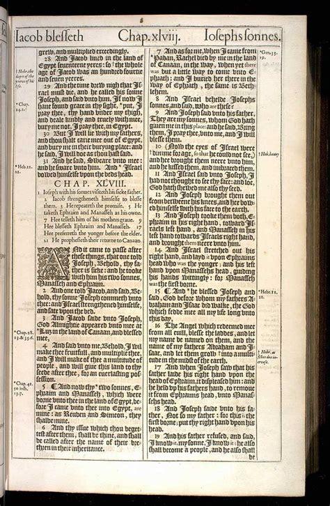 book of genesis chapter 1 verse 16 genesis chapter 47 original 1611 kjv