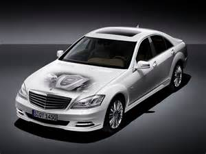 Mercedes Hybrid Cars 2012 New Mercedes S400 Hybrid Car Pictures Car