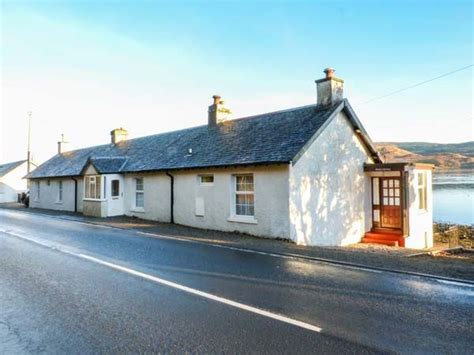 Shore Cottage Inveraray Crarae Self Catering Holiday Shore Cottages