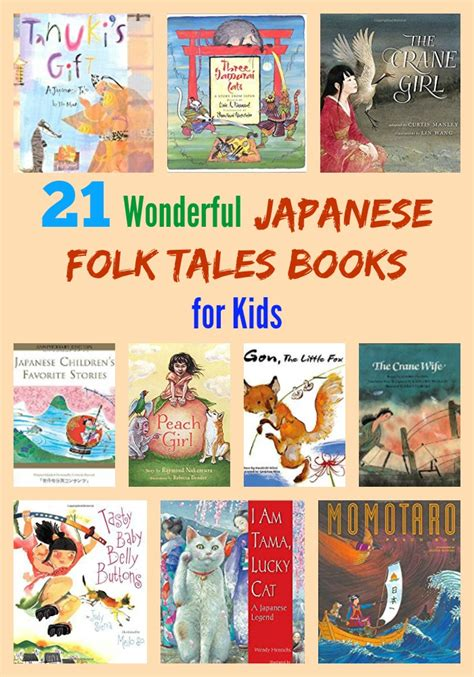 folktale picture books 21 japanese folk tales picture books for pragmaticmom