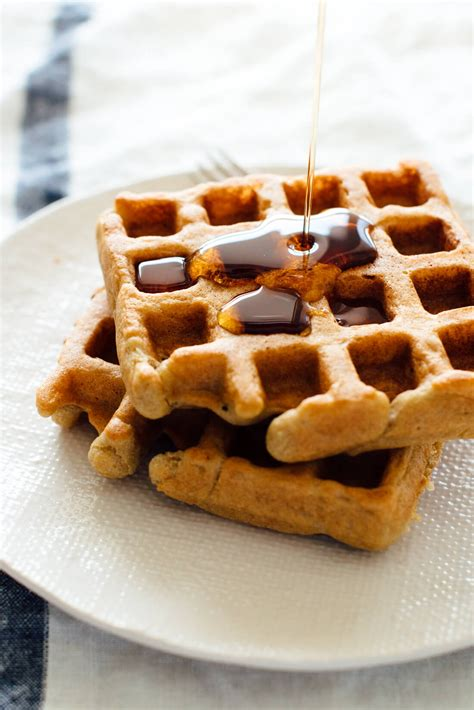best 2 ingredient easy waffle recipe no easy gluten free waffles recipe cookie and kate