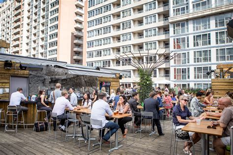 Oasis Patio Toronto toronto patio guide wayne gretzky s