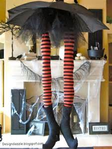 halloween witch legs decorations halloween whimsical witch legs design dazzle