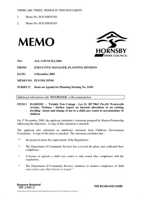 business memorandum template resignation letters short notice