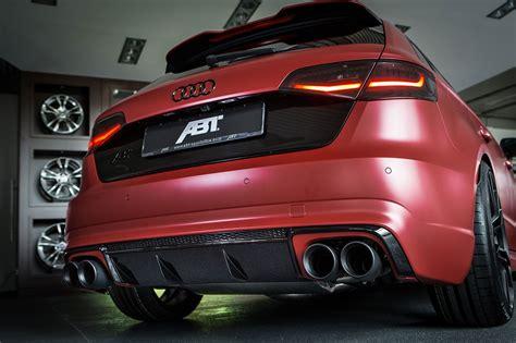 Audi In Essen by Audi Rs 3 Sportback Abt Essen 2015 3 Les Voitures