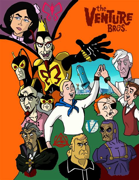 Fmovies Anime by The Venture Bros Season 3 Episode 03 The