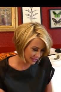 Chelsea kane bob haircut more short cut layered bob hair beauty hair