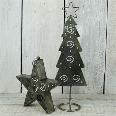 christmas tree tealight satchville gift co candle holder