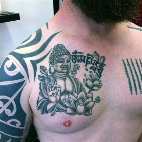 buddhist tribal tattoos 130 best buddha designs meanings spiritual