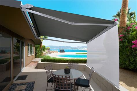 wynstan awnings the luxaflex ventura awning is an affordable folding arm