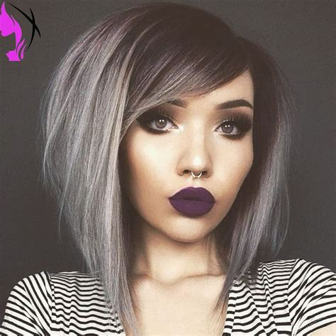 japanese hairstyles color compare prices on grey hair wigs online shopping buy low