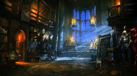 fantasy underground film room fantasy castle room dark wallpaper 1920x1080 118900