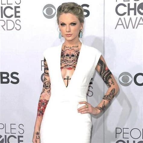 taylor tattoo jenner