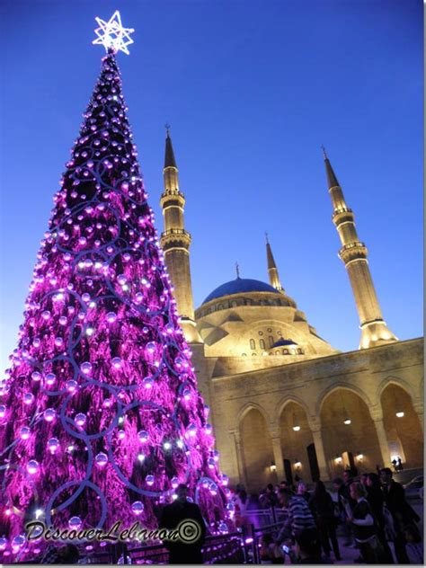 discover lebanon image gallery beirut beirut christmas