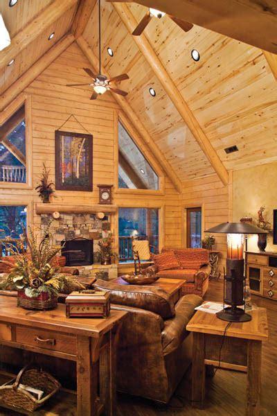 satterwhite log homes  mountain laurel