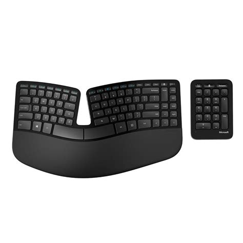 Ergo Chair Microsoft Sculpt Ergonomic Keyboard Amp Number Pad Posturite