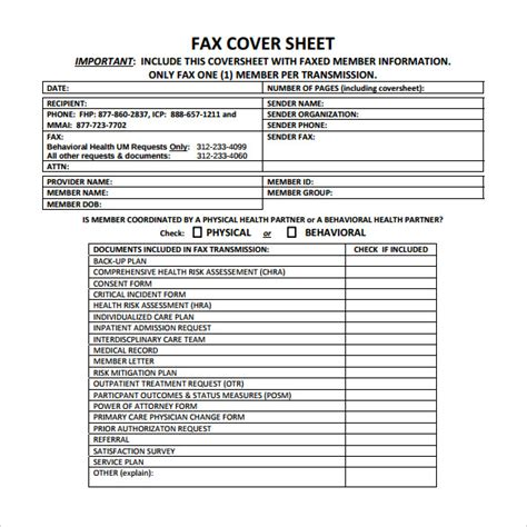 medical fax cover sheet 14 documents in pdf word medical fax cover sheet 14 documents in pdf word